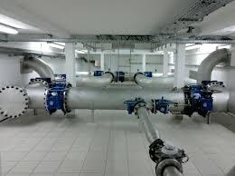 chambre de fabrication et pose équipement chambre de vannes et réservoirs inox