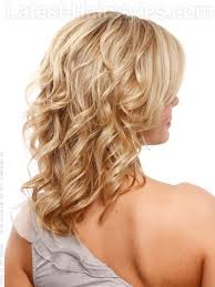 how to get loose curls medium length layers medium length hairstyles for fine hair 10 perfect hairstyles for