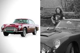 aston martin classic auction block robert plant u0027s 1965 aston martin db5 hiconsumption