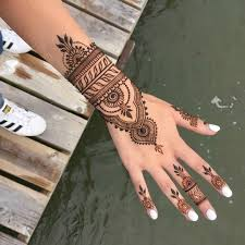 24 henna tattoos by rachel goldman you must see hennas tattoo