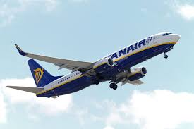 Ryanair Route Map by Ryanair Destinations Wikipedia