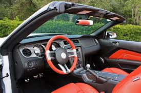 2012 mustang manual 2012 ford mustang gt premium convertible ridelust review