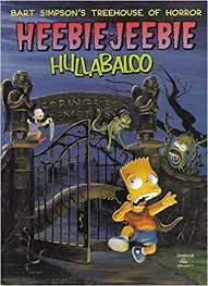 Treehouse Of Horror Online Free - bart simpson u0027s treehouse of horror heebie jeebie hullabaloo matt