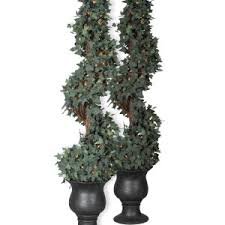 Topiary Trees Artificial Cheap - decorating citrus artificial topiary trees with pot
