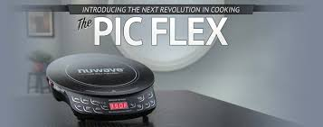 flex induction cooktop by nuwave pic flex flexcooktop com