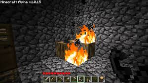 minecraft how to make a fireplace youtube