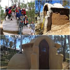 earthbag dome completo milkwood permaculture courses skills