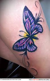 butterfly tattoos and designs page 296