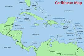 carribbean map caribbean island map and destination guide caribeez com