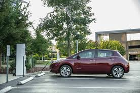 nissan leaf quick charge time 2016 nissan leaf ev quick drive review motor trend