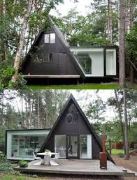 modern a frame house plans 30 amazing tiny a frame houses that you ll actually want to live