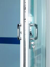 sliding glass door outside lock patio doors a77ebcd9ae5a 1000 prime line steel sliding glass door