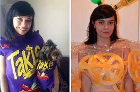 Halloween Costumes Maryland Loving Woman U0027s Crazily Creative Halloween Costumes