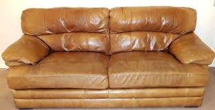 Leather Sofa Edinburgh Two Leather Sofas Great Condition In Colinton Edinburgh