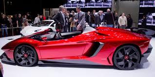 Lamborghini Aventador Spyder - aventador roadster vs aventador j where are the differences