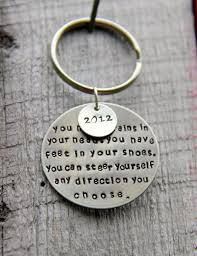 graduation keychain dr seuss graduation key chain graduation gift by whiteliliedesigns