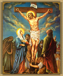 day 12 september 19 mary at the foot of the cross of jesus