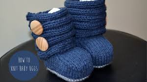 ugg boots sale childrens knitting tutorial baby uggs booties