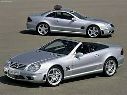 mercedes sl55 amg 2003 mercedes sl55 amg with performance package 2003 picture 4