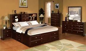 bedroom furniture with storage space saving and affordable platform beds the roomplace
