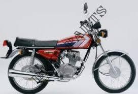 cg125p cg125 honda motorcycle cg 125 125 1993 singapore honda