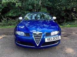 used 2010 alfa romeo gt 1 9 jtdm 16v cloverleaf 2dr for sale in
