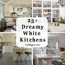 white kitchen ideas 25 dreamy white kitchens