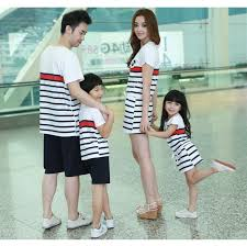 aliexpress buy new 2017 summer family clothes