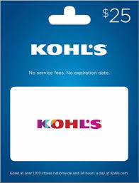 best place to get gift cards kohl s 25 gift card kohls s16 25 best buy