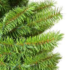 4 5 pre lit artificial tree wintergreen fir
