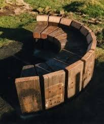 curved garden benches foter