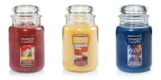 get excited yankee candle just released their new line of fall scents