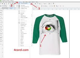 membuat gambar transparan di corel draw x7 membuat efek blur atau transparan pada tepi objek bitmap di