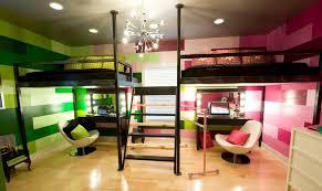chambre deux enfants aménagement chambre deux enfants 25 idées astucieuses
