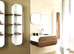 Contemporary Bathroom Shelves Modern Bathroom Shelves Ed Ex Me