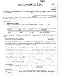 Commercial Lease Letter Of Intent Sample by Free Real Estate Forms Page 2 Of 2 Pdf Template Form Download
