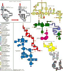 Metroid 2 Map Best Video Game Maps In History Enter For Nostalgia Page 9