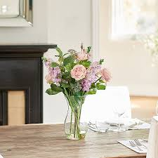 Qvc Home Decor Artificial Flowers For Dining Table Lovely Faux Flowers Home