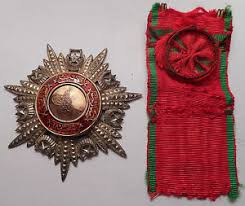 Ottoman Medals Ottoman Turkish Empire The Order Of Medjid Silver Medal Ebay