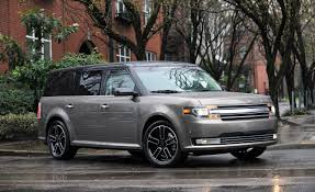 2013 lexus es 350 ride quality 2013 ford flex limited awd ecoboost test u2013 review u2013 car and driver