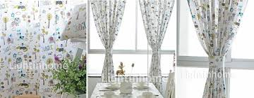 Dining Room Curtains Room Curtains