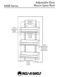 cabinet door mounted spice rack 48 cabinet door shelf rack door spice rack cabinet organizer wall