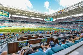 seating experiences hard rock stadium