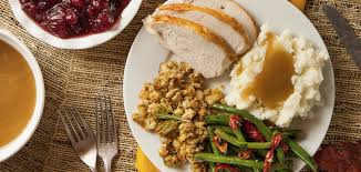 top 5 tips to eat healthy on thanksgiving