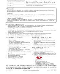 amana aoc24 heavy duty commercial microwave oven culinary depot warranty