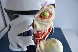 missladybirdcakes zombie stormtrooper cake album on imgur