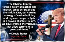 Blame Obama Meme - trump again blames obama clinton for creation of isis jew world order