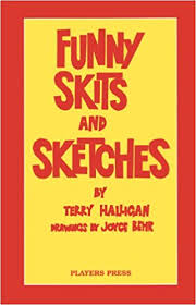 amazon com funny skits and sketches 9780887346880 terry