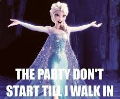 Elsa Meme - welcome to the party kara s younique party on pinterest