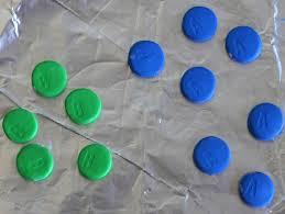 button earrings clay nintendo button diy earrings cutesy crafts